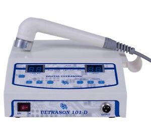 Ultrasound Therapeutic Physical Therapy Machine 1mhz For Pain Relief N2 U101 d