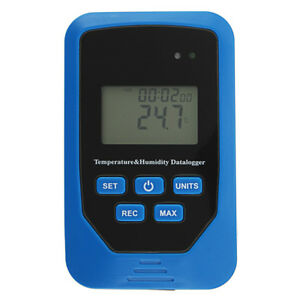 Tl 505 Large Size Lcd Digital Thermometer Hygrometer Temperature Humid