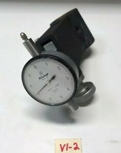 Mitutoyo Dial Indicator Gauge 2802 fast Shipping Warranty
