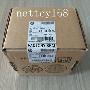 2421 allen Bradley 1763 l16bwa Micrologix 1100 Controller 16 Point New In Box