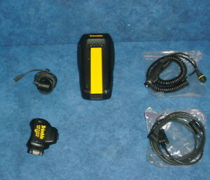 Trimble 38604 Battery Charger Base And Accessories For Trimble Geoexplorer 3
