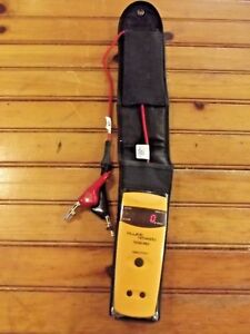 Fluke Networks Ts100 Pro Cable Fault Locator Excellent Condition