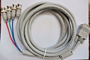 Olympus Mh 984 Photo Cable Cv 160 180 190 Processors To Printer monitor Oem