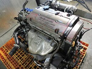 Jdm Honda Accord Euro r 2 2l Dohc Engine Lsd 5mt Swap H22a 3 W free Delivery