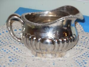 Reed Barton Silver Soldered 2900 Creamer Cup Dish