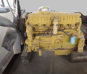 Cat 3406c Industrial Diesel Engine rebuilt W 0 Hours