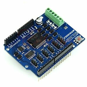 L298p Shield R3 Dc Motor Driver Module 2a H bridge 2 Way For Arduino Uno 2560 Nw