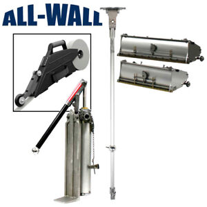 Drywall Master 10 12 Flat Box Set W handle Pump Add A Zunder Banjo For 50