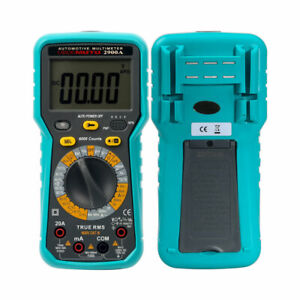 Automotive Digital Multimeter With Led Light And Magnetic Mst 2900a