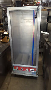Bevles Proofer Heated Cabinet 115v Nsf On Casters