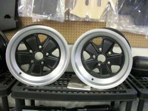 Fuchs Style Wheel 16x7 Matt Finish Et 23 3 Porsche