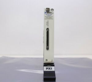 National Instruments Ni Pxie 6361 Pxi Multifunction I o Module