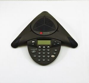 Polycom Soundstation 2 Full Duplex Conference Phone Non expandable With Display