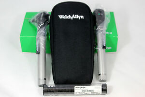Welch Allyn Pocketscope Otoscope Ophthalmoscope Diagnostic Set W Case