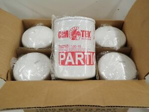 Lot Of 12 Cim tek 70010 10 Micron Particulate Fuel Dispenser Filter 300 10