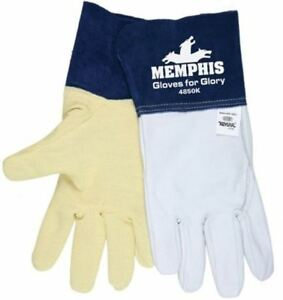 Memphis Glove Gloves For Glory X large Grain Goatskin cowhide