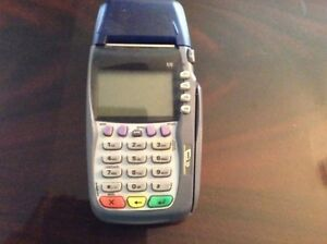 Verifone Vx570 Dc Credit Card Reader