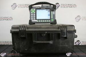 Olympus Panametrics Epoch 16 64 1000i Ultrasonic Phased Array Flaw Detector Ndt