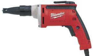 Milwaukee 6742 20 Heavy Duty Drywall Screwdriver
