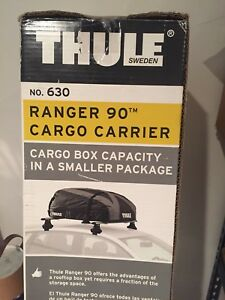 Thule 630 Ranger 90 Roof Top Cargo Bag Carrier New In Box
