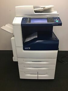Xerox Workcentre 7970 Multifunction Printer copier Low Meter 84k Prints 70ppm
