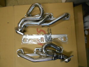 Dodge 318 360 5 2 5 9 New Stainless Steel Racing Headers Magnum 5 2l 5 9l Dakota