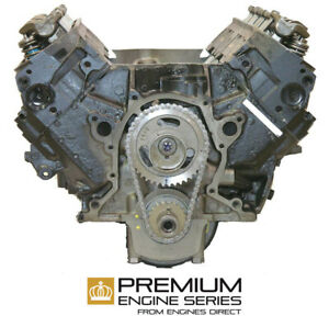 Ford 351w Engine 5 8 H o E150 E250 E350 F150 F250 F350 Bronco New Reman 84 87