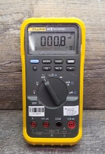 Fluke 83 Iii Multimeter No Leads