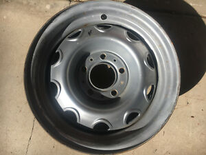 1970s Cuda Challenger Oem Mopar Rally Wheel 14 X 5 5 Large 4 5 Pattern 4