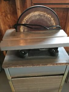 Central Machinery Disc Sander - 12 inch