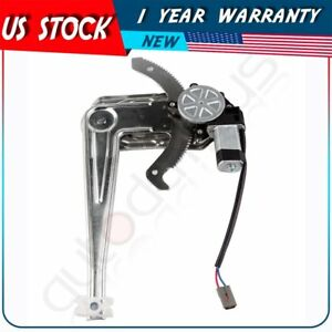 New Power Window Regulator Fits 1993 2011 Ford Ranger Front Right With Motor