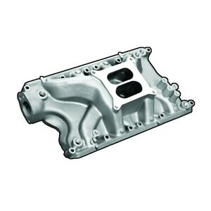 Professional Products For Sb Ford 351w Typhoon Intake Manifold Satin 54023