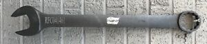 Snap On Black Oxide 2 1 8 Combination Wrench Goex68a