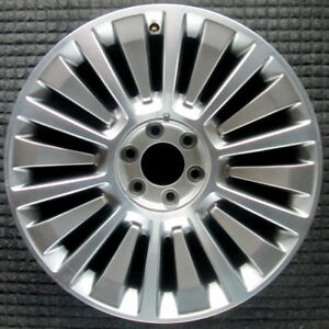 Lincoln Navigator All Silver 22 Oem Wheel 2015 2017