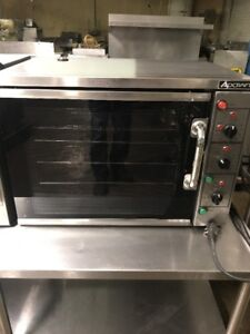 Adcraft Cook Hold Convection Oven