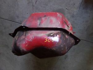 International 300 Utility Tractor Gas Tank clean