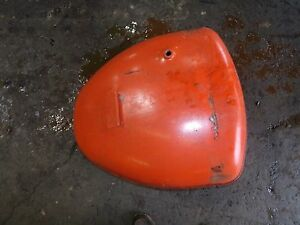 Allis Chalmers Wc Tractor Gas Tank