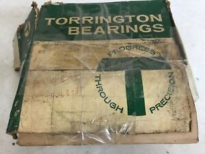Torrington 40tps114 Thrust Roller Bearing With Spherical Seating Ring Single D