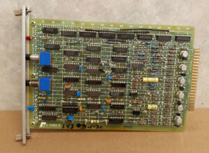 Reliance Electric 0 51865 9 Pc Board