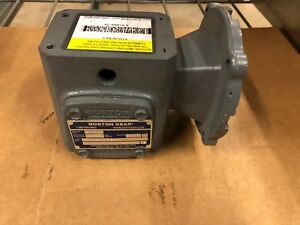 Boston Gear F71050b4j Gear Reducer
