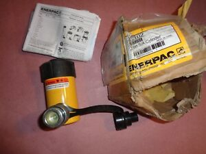 New Enerpac Rc102 10 Ton Single Acting Hydraulic Cylinder