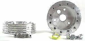 1 6 Hole Nardi Jdm Steering Wheel Spacer To Fs Grant Apc 3 Hole Adapter