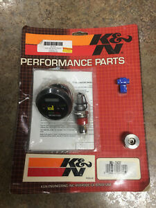 K N Air Fuel Ratio Monitor 85 2437 New Free Shipping