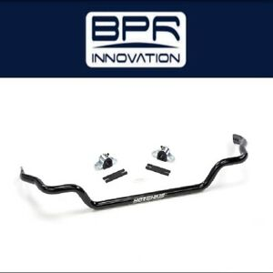 Hotchkis For 99 06 Bmw 3 Series E46 Front Black Sway Bar 22825f