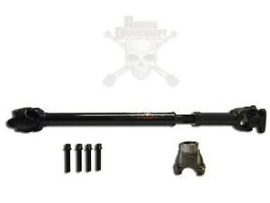 Jk Front Rubicon Or Non Rubicon 1310 Cv Driveshaft Spicer Solid Adams Driveshaft