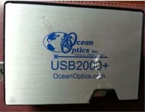 1pcs Used Ocean Optics Usb2000 Uv vis Spectrometer Sx