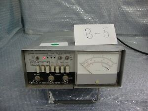 Marconi Fm am Modulation Meter Tf 2304 For Part Only