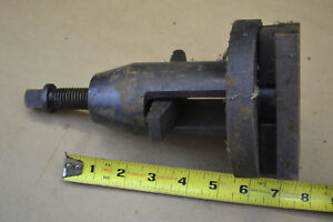 Heavy Large Steel Lantern Tool Post For Big Metal Lathe