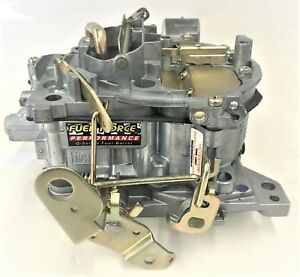 New Rochester Marine Quadrajet Carburetor For 4 3l Engines With Omc Outdrive