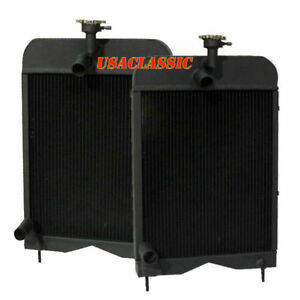 194275m93 Tractor Radiator For Massey Ferguson 20 35 135 Uk 148 203 205 2135